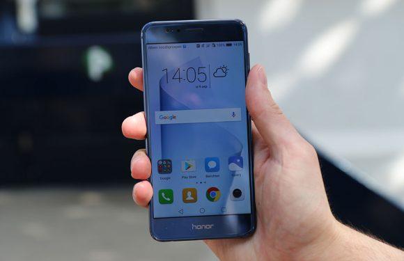 Honor 8 Android 7.0-update vanaf vandaag beschikbaar