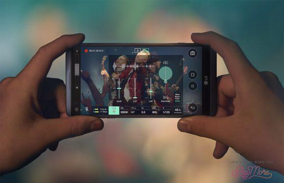 'LG V30 krijgt geen tweede scherm, maar enkel oled-scherm'
