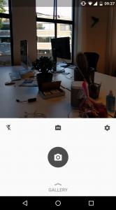 Prisma update interface