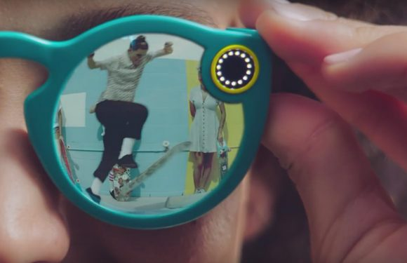 Snapchats eerste hardware is videozonnebril Spectacles