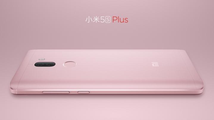 Xiaomi Mi 5s officieel