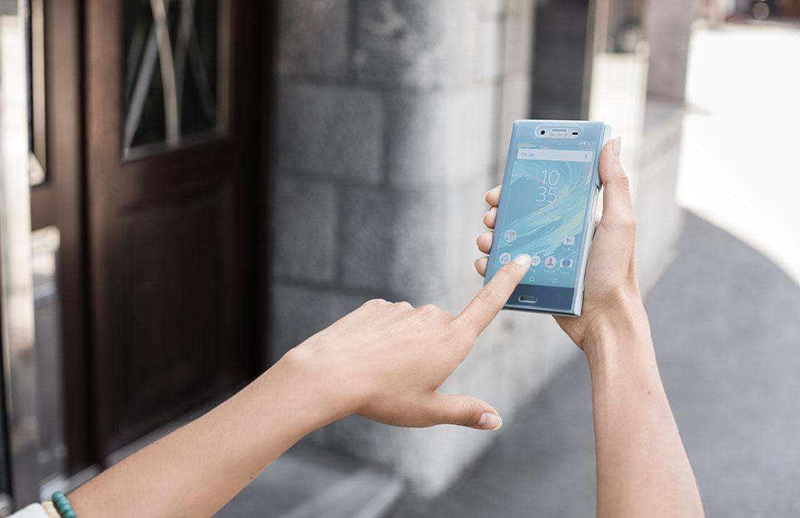 Sony doet Xperia X Compact en Xperia XZ officieel uit de doeken