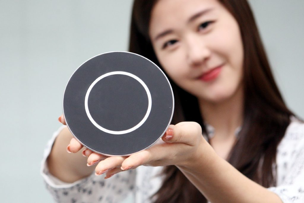 LG Quick Wireless Charging Pad