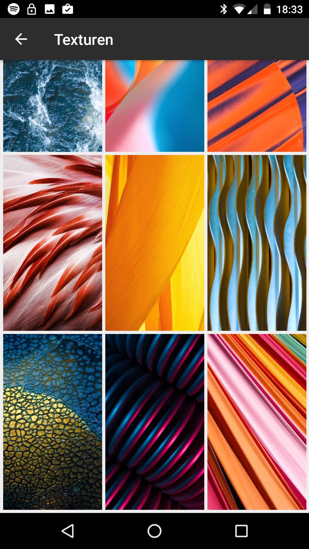 Achtergronden App Van Google Biedt Stapel Mooie Wallpapers