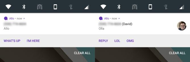 Google Allo 2.0-update