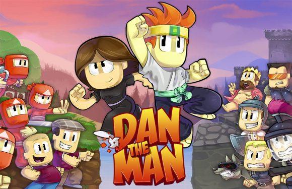 Dan The Man: toffe nieuwe game van de makers van Jetpack Joyride