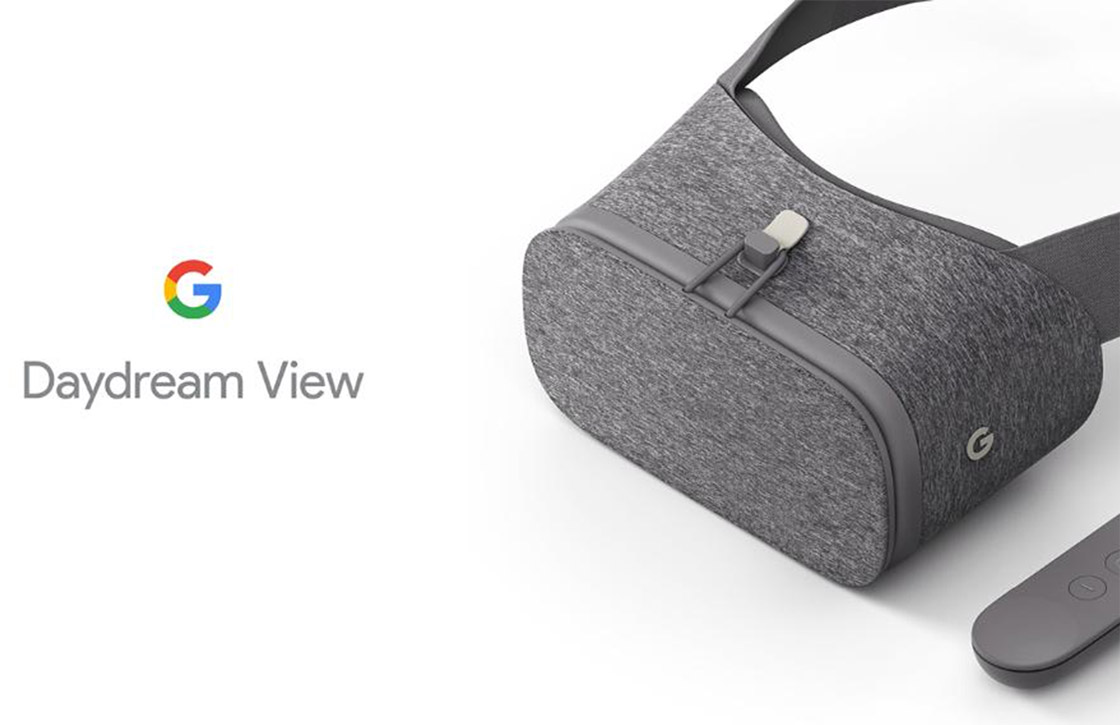 Met Googles Daydream Keyboard kun je typen in virtuele werelden