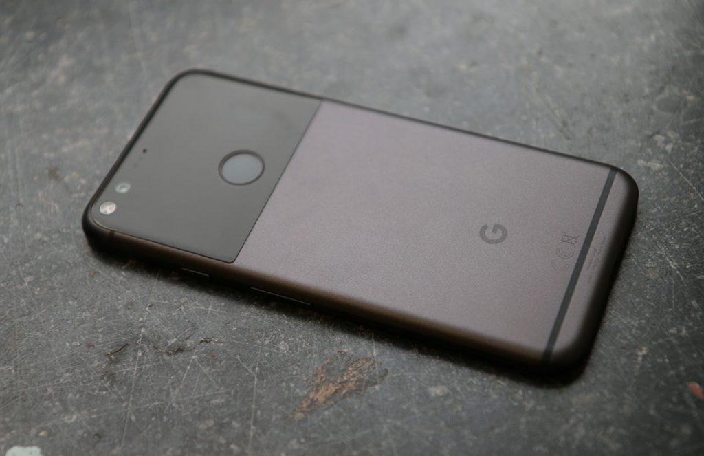 Google Pixel accuproblemen