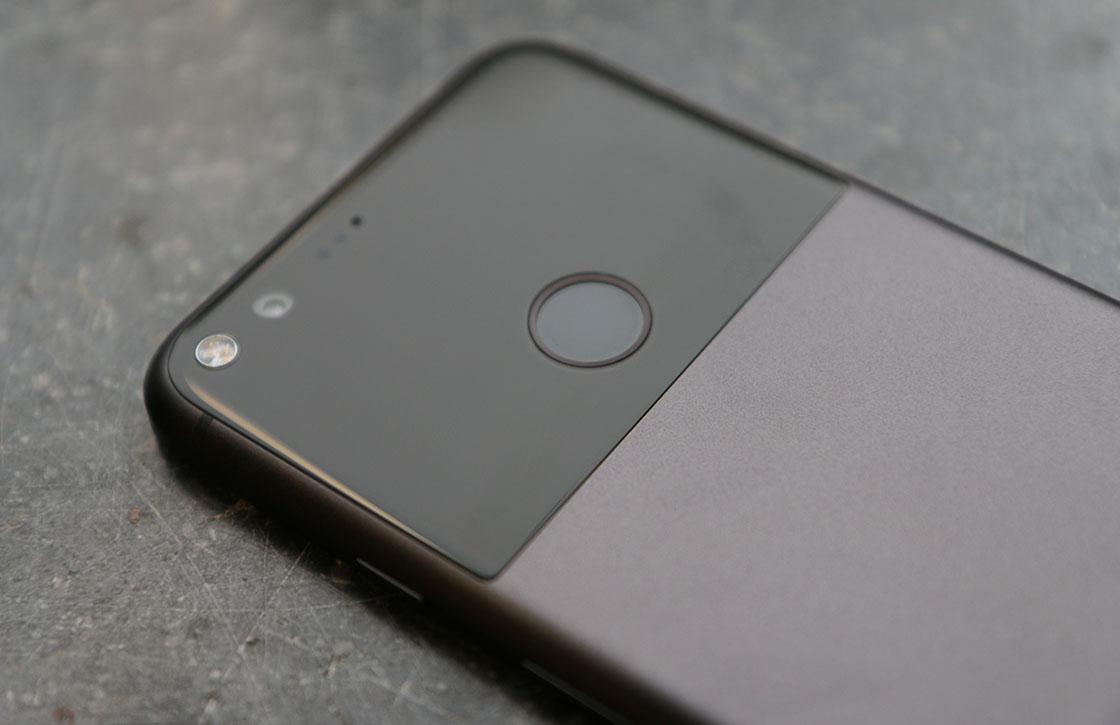 Android 7.1.2 sloopt vingerafdrukscanner Pixel- en Nexus-toestellen