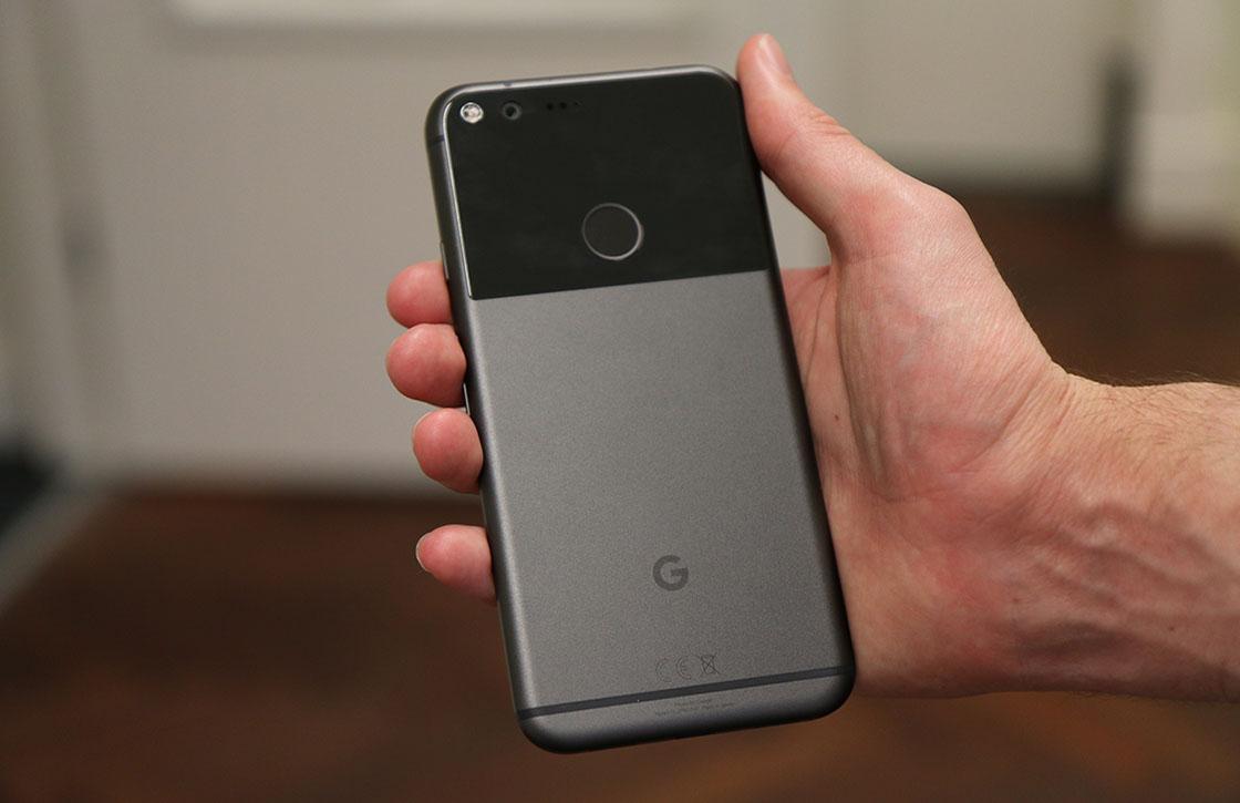 'HTC maakt Google Pixel 2, eerste model beperkt succes'