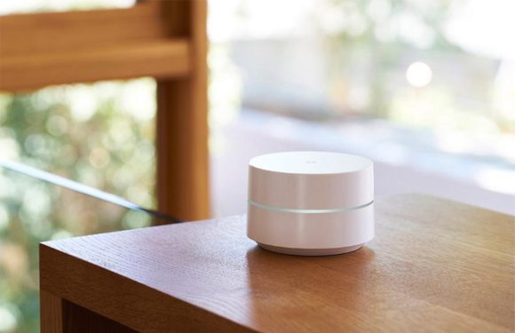 Google On-app verandert in Google Wifi
