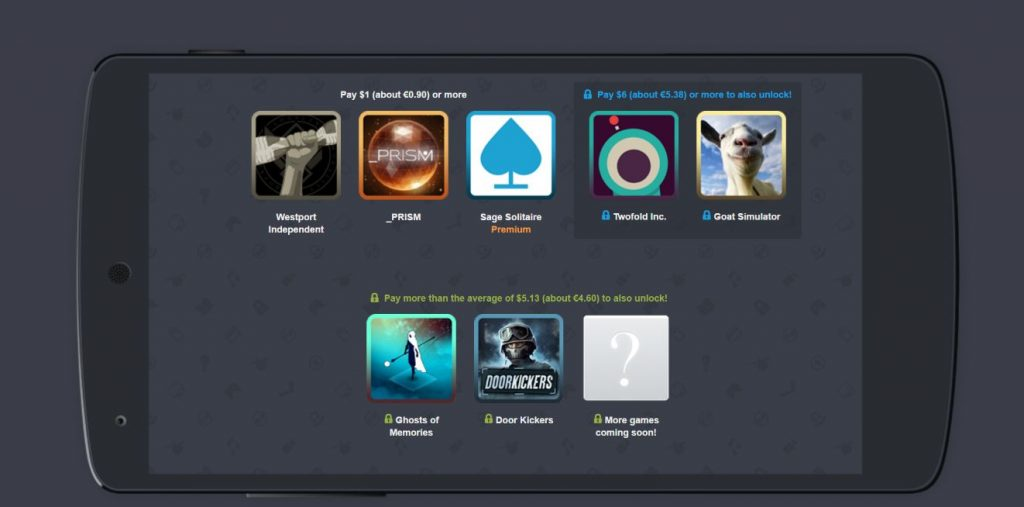 Humble Mobile Bundle 21