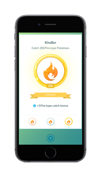 Pokémon GO Capture Bonus