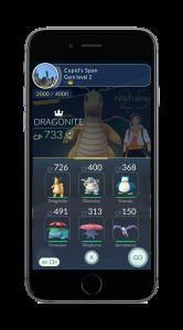 Pokémon GO Pokegyms