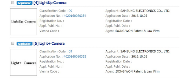 Samsung Galaxy S8-camera