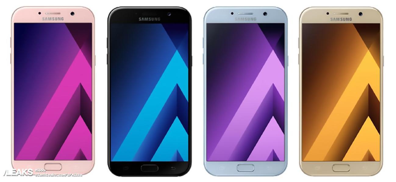 Samsung Galaxy A5 (2017)-verwachtingen