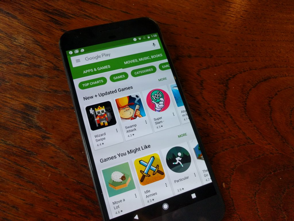 play store design