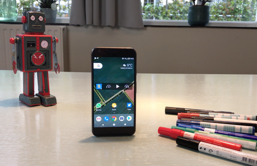Android-beveiligingsupdate januari