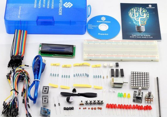 SUPER-KIT-FOR-ARDUINO