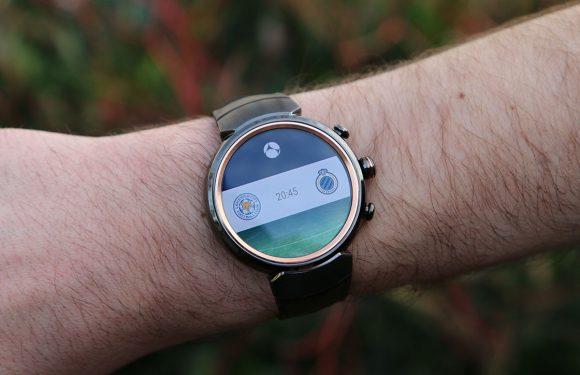 Asus ZenWatch 3 review: stijlvolle smartwatch met beperkingen
