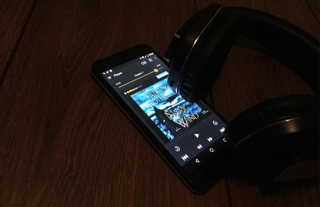 Een lofzang voor… audioboeken op Android