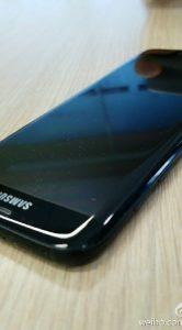 Glossy Black Galaxy S7