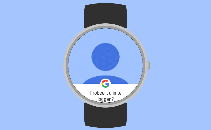 google prompt android wear