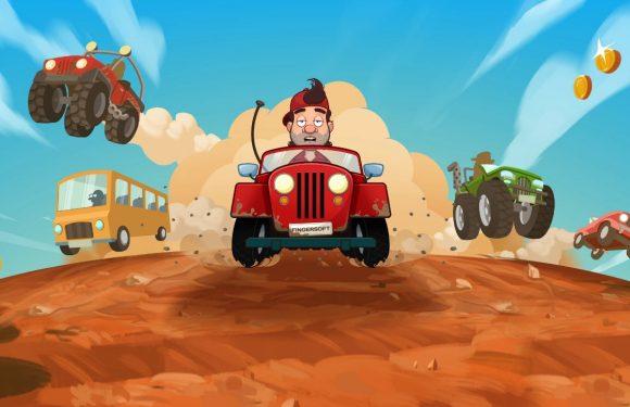 Hill Climb Racing 2 biedt verse uitdagingen en multiplayer