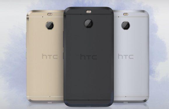 HTC 10 Evo officieel: waterbestendige variant met Android 7.0
