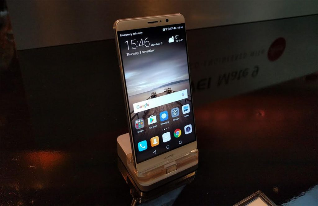 huawei mate 9 preview