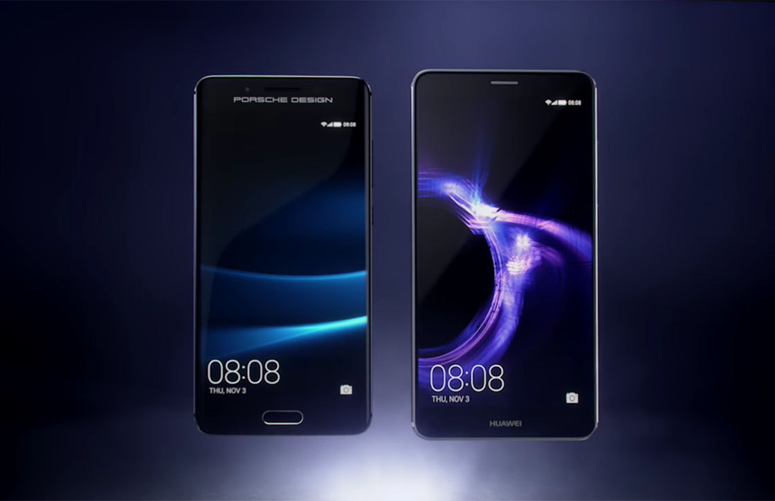 'Huawei Mate 9 Pro verschijnt binnenkort in Europa'