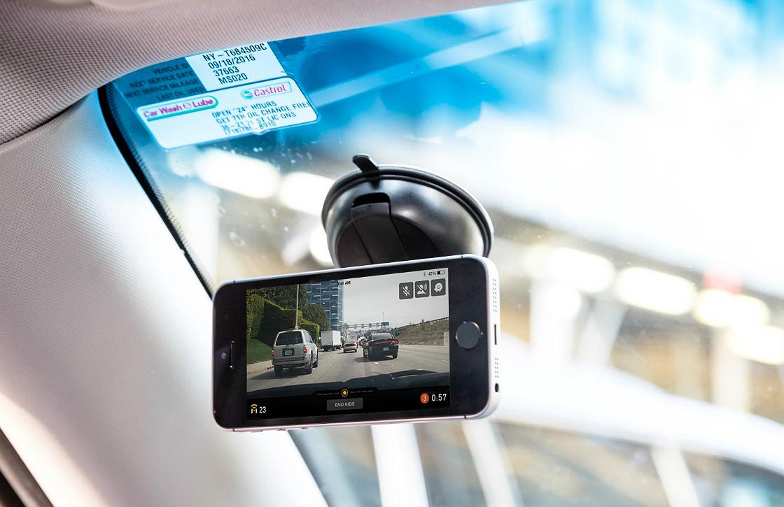 Nexar maakt van je Android-toestel een dashcam