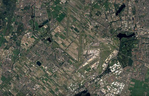 Google Earth Timelapse-update toont verandering van de aarde