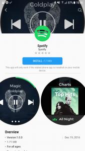 spotify gear s3