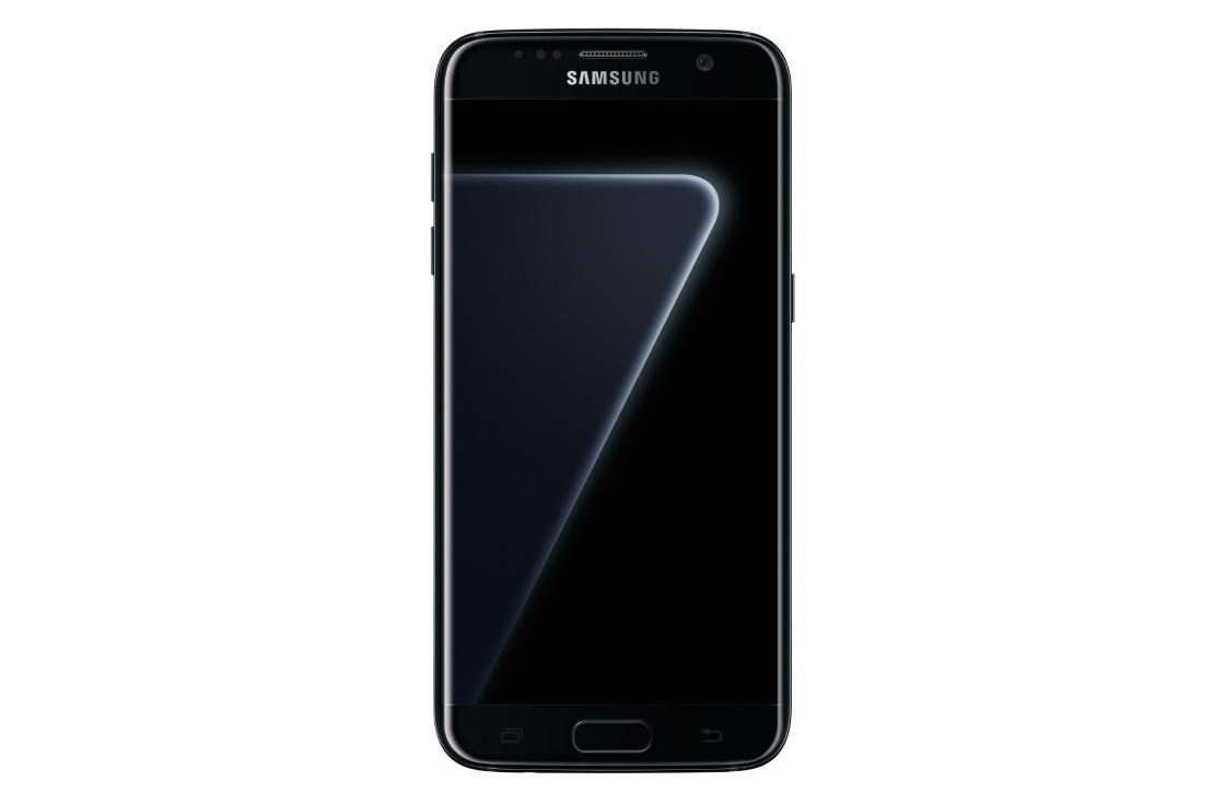 Samsung introduceert gitzwarte Galaxy S7 Edge