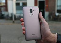 'Gelekte render toont Huawei P10 Plus met irisscanner'