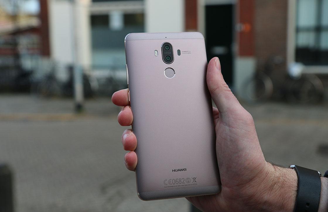 Huawei stuurt uitnodigingen voor presentatie Mate 10
