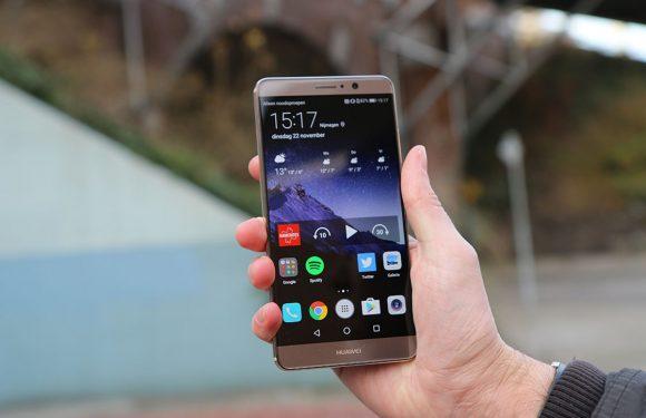 Zo zet je de app drawer aan op een Huawei-smartphone
