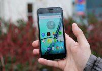 Lenovo brengt alsnog Android 7.1(!)-update uit voor Moto G4 Play