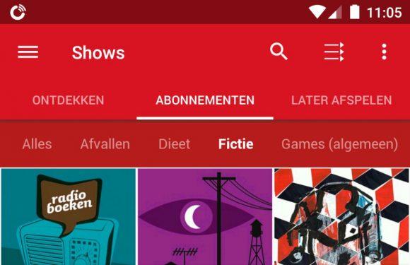 Met PlayerFM-update ontdek je nieuwe podcasts via automatische categorieën