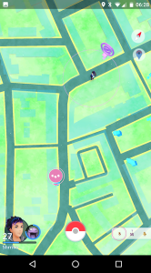 Pokémon GO Nearby
