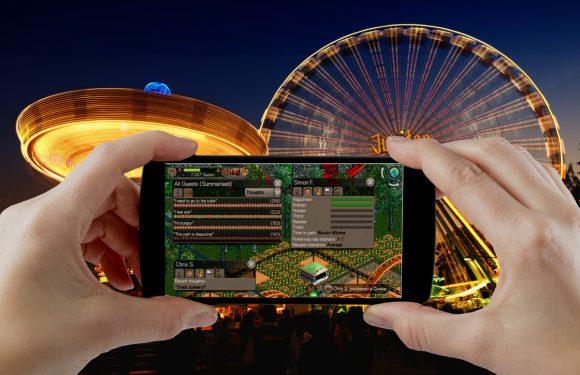 Rollercoaster Tycoon Classic brengt klassieke pretparkgame naar Android