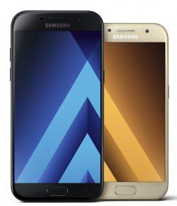 Galaxy A5 (2017) officieel