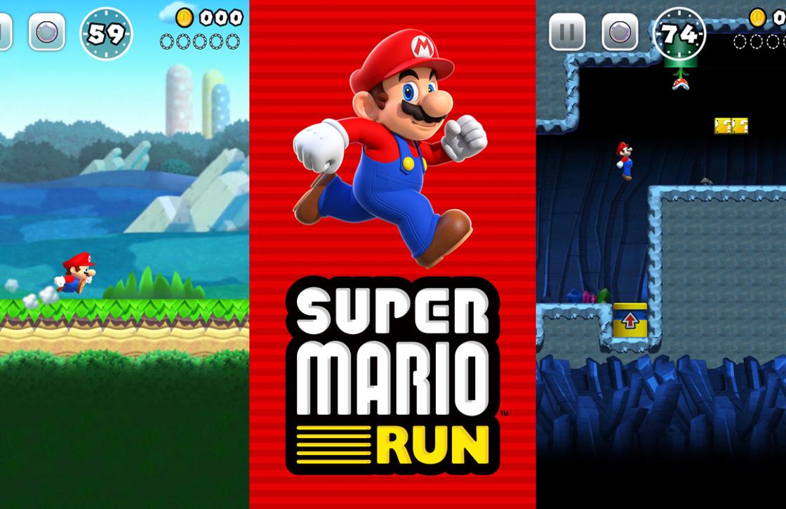 Dit is wanneer Super Mario Run voor Android verschijnt