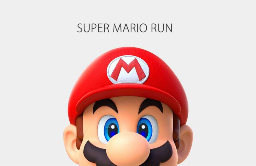 super mario run voor android