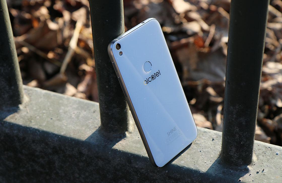 Alcatel Shine Lite review: aantrekkelijke budgetsmartphone
