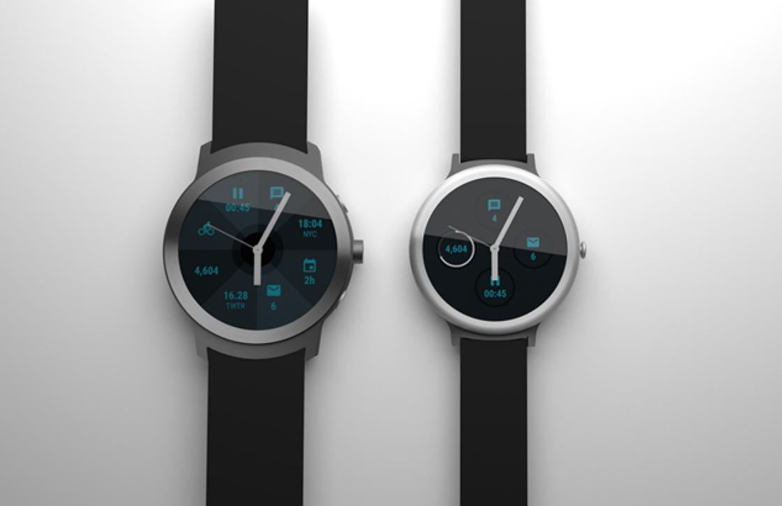 LG Watch Style en Sport uitgelekt: eerste smartwatches met Android Wear 2.0