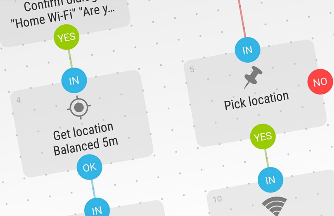 Automate automatiseert essentiële features van je Android-smartphone