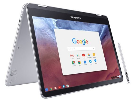 chrome os voor touchscreens