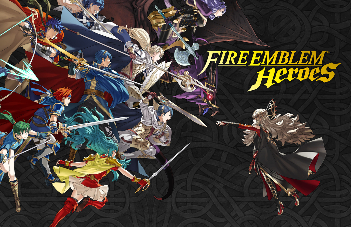 Nintendo introduceert tactisch Fire Emblem Heroes in februari